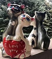 Копилка: влюблённые коты, фото 1