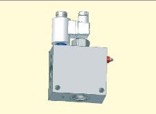 Клапан сброса давления с электрическим управлением Hydropnevmotechnika RVE