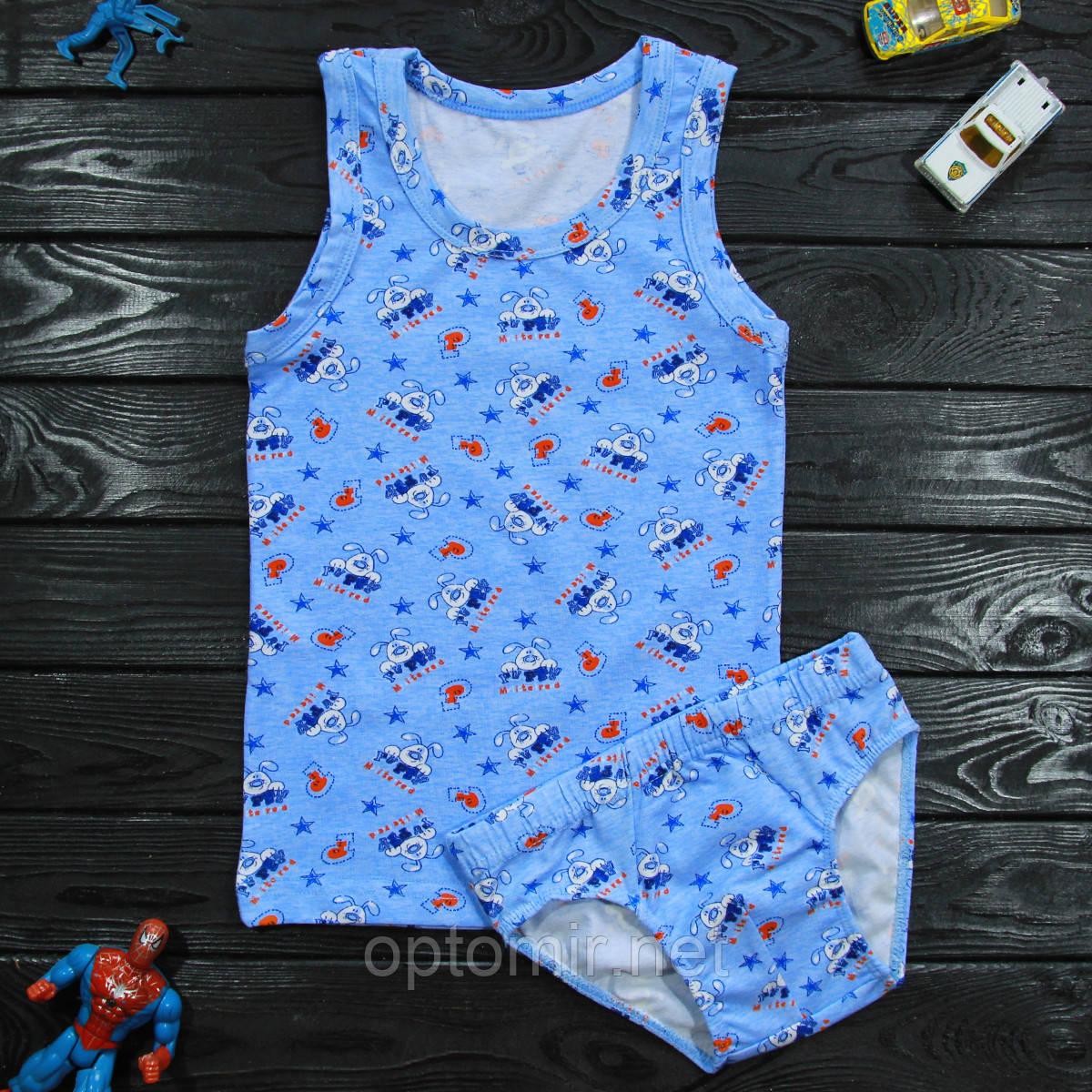 Комплект дитячий Donella Туреччина синій для хлопчика на 6/7 років | 1 шт.