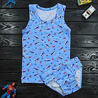 Комплект детский Donella Турция синий для мальчика на 6/7 лет   1шт.