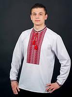 Мужская вышиванка с длинным рукавом, фото 1