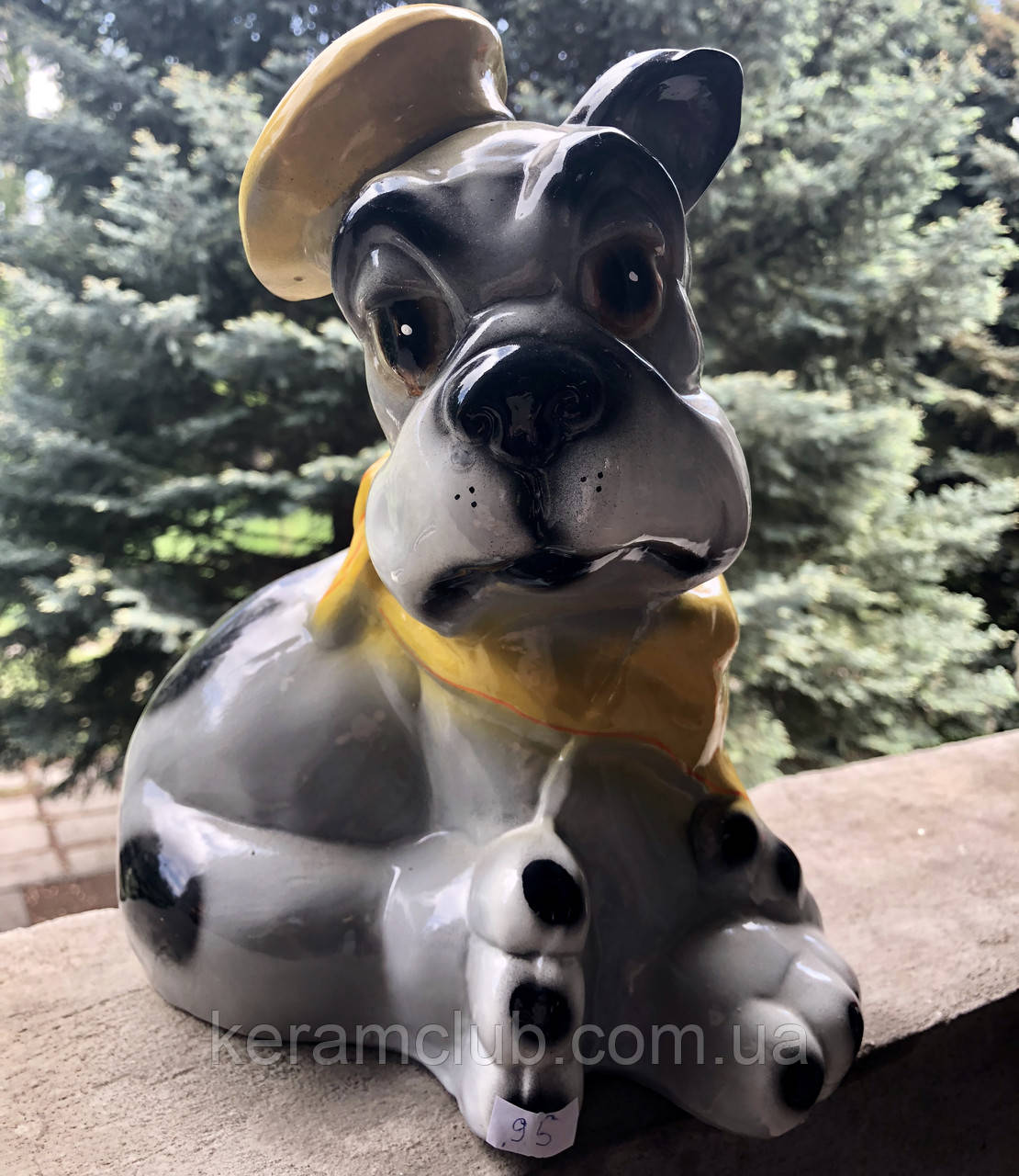 Копилка: собака повар