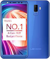 Leagoo M9 | Синій | 2/16 ГБ | 4 ядра |