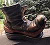 Цветочник ботинок акрил