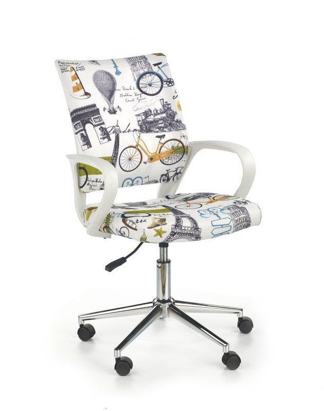 Компьютерное кресло IBIS PARIS графика Halmar