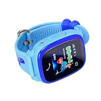 Умные детские часы Svelte WG400S/DF25 Aqua Blue