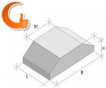 Стрічковий фундамент ФЛ 10.8-2