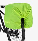 """Велосумка на багажник """"штаны"""" 3 в 1, фото 10"""