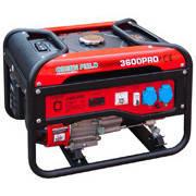 Бензиновый генератор GREEN-FIELD 3600PRO