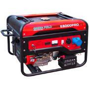 Бензиновый генератор GREEN-FIELD E8000PRO