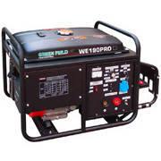 Бензиновый сварочный генератор GREEN-FIELD WE-190 PRO