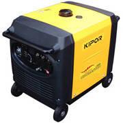 Инверторный бензиновый генератор GREEN-FIELD IG 6000