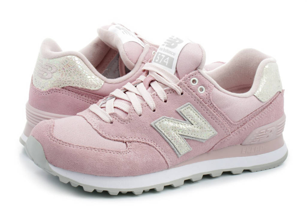 Оригинал! Женские кроссовки New Balance WL574CIC  продажа 2d3e47673be0c