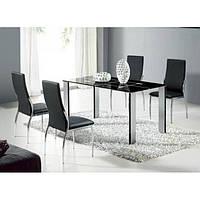 Стеклянный стол Прима DT065.