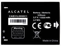 Аккумулятор Alcatel CAB31L0000C1 (1000 mAh) Original АКБ (новая)
