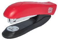 Степлер пластиковый, 20л.,(скобы №24; 26), красный bm.4226-05