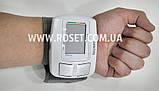 Тонометр автоматичний на зап'ясті - Sanitas SBC 23, фото 5