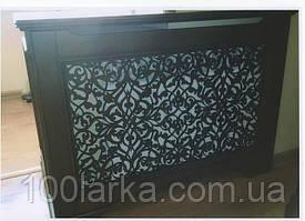 Решетки на батареи отопления, экран короб №9В