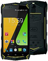 """Jesy J9 yellow IP68 4/64 Gb, 5.5"""", Helio P10, 3G, 4G, фото 1"""