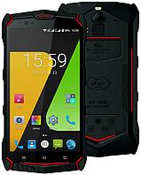 """Jesy J9 red IP68  4/64 Gb, 5.5"""", Helio P10, 3G, 4G"""