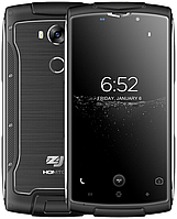 "Homtom ZOJI Z7 black IP68 2/16 Gb, 5"", MT6737, 3G, 4G, фото 1"