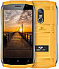 "Homtom ZOJI Z6 orange IP68 1/8 Gb, 4.7"", MT6580, 3G"