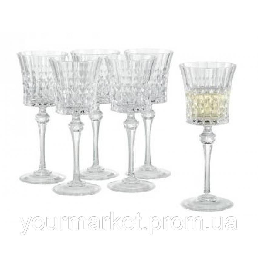 Набор бокалов для вина Eclat Lady diamond 190 мл 6 пр L9744