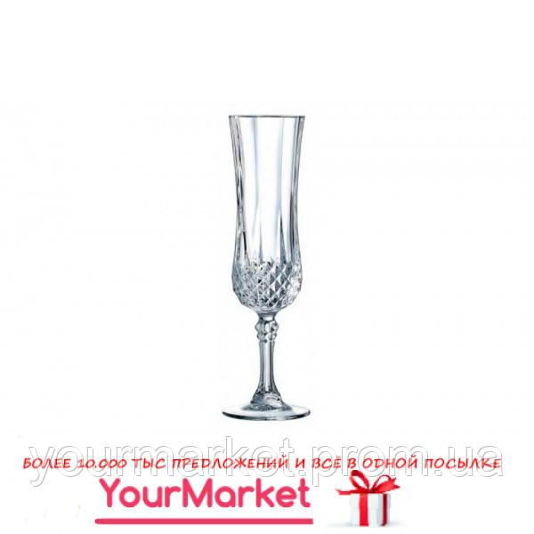 Набор бокалов для шампанского Eclat Longchamp 140 мл 6 пр L7553