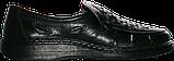 Літні туфлі з натуральної шкіри Тигина, фото 4