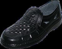 Летние туфли из натуральной кожи Тигина, фото 1