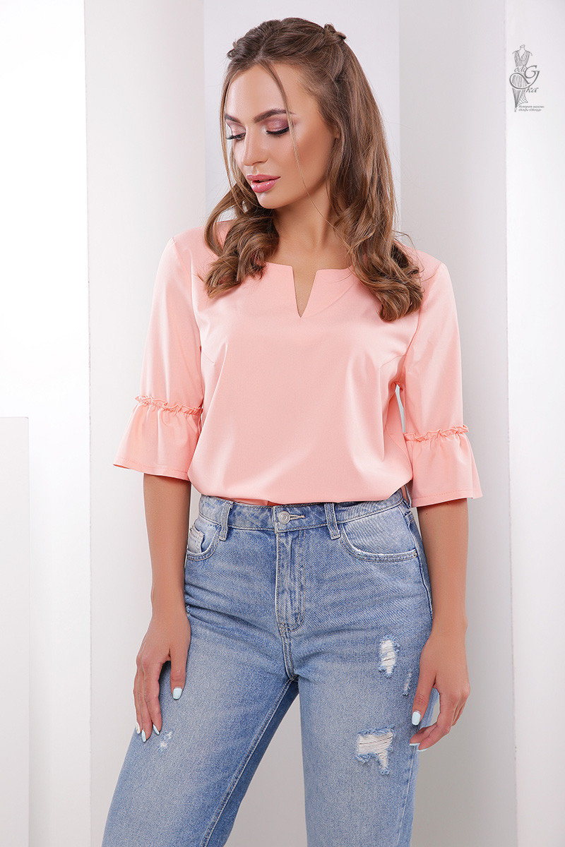 Блуза женская летняя Зина-4