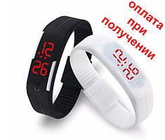 Чоловічі чоловічі дитячі спортивні подарунок годинник - браслет LED