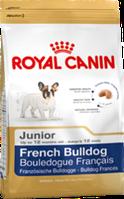 Корм для собак Royal Canin French Bulldog Junior 1 кг корм для щенков французского бульдога