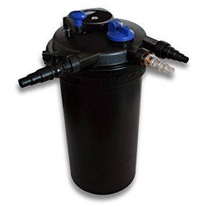 Напорный фильтр для пруда с обратной промывкой Sunsun CPF-15000 до 30м3
