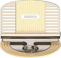 Автодержатель Remax RC-FC2 Letto Car Holder Gold