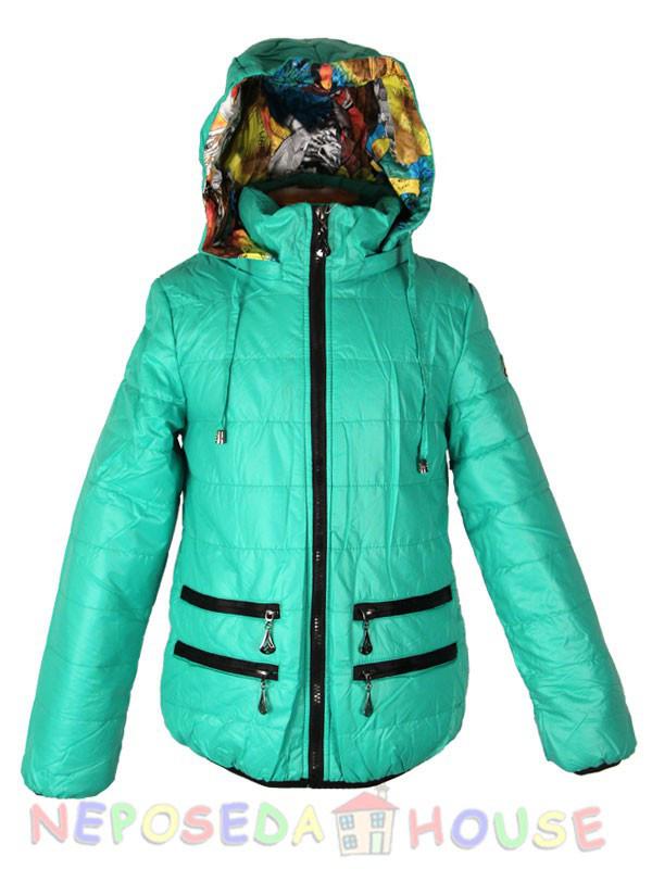 Подростковая куртка для девочки 12 лет Moonbox - Интернет-магазин