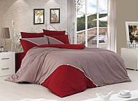Комплект постельного белья First Choice Deluxe Ranforce полуторный Jenna Vizon