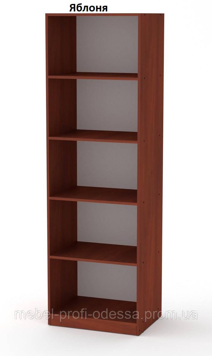 КШ 1 Компанит открытый стеллаж с полками для книг и документов