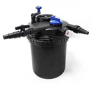 Напорный фильтр для пруда с обратной промывкой Sunsun CPF-5000 до 8м3