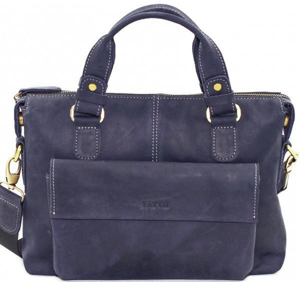590c72e06024 Мужская сумка из натуральной кожи VATTO Mk20 Kr600, синий - SUPERSUMKA  интернет магазин в Киеве