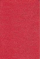 Фоамиран с блеском А4 Красный 2 мм.