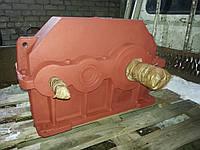 Цилиндрические редукторы 1Ц2У-500-20, фото 1
