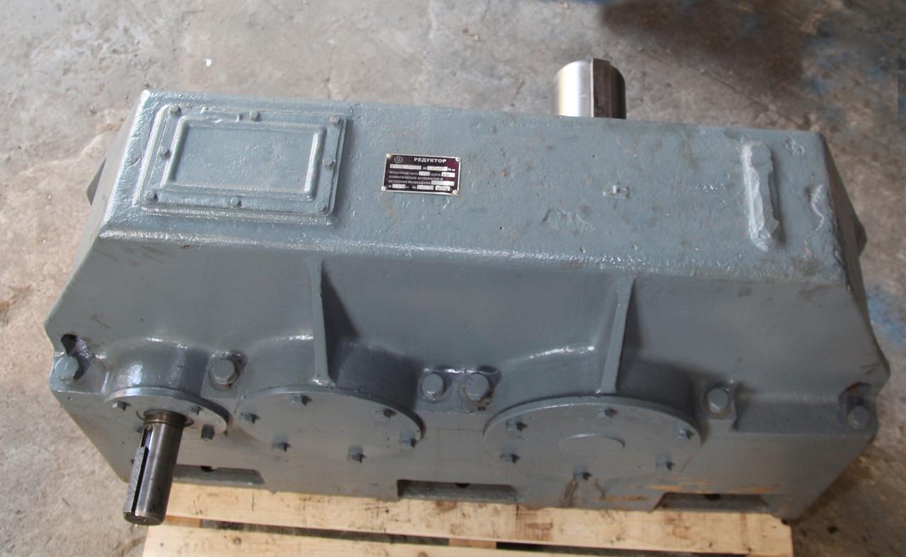 Цилиндрические редукторы 1Ц2У-500-25