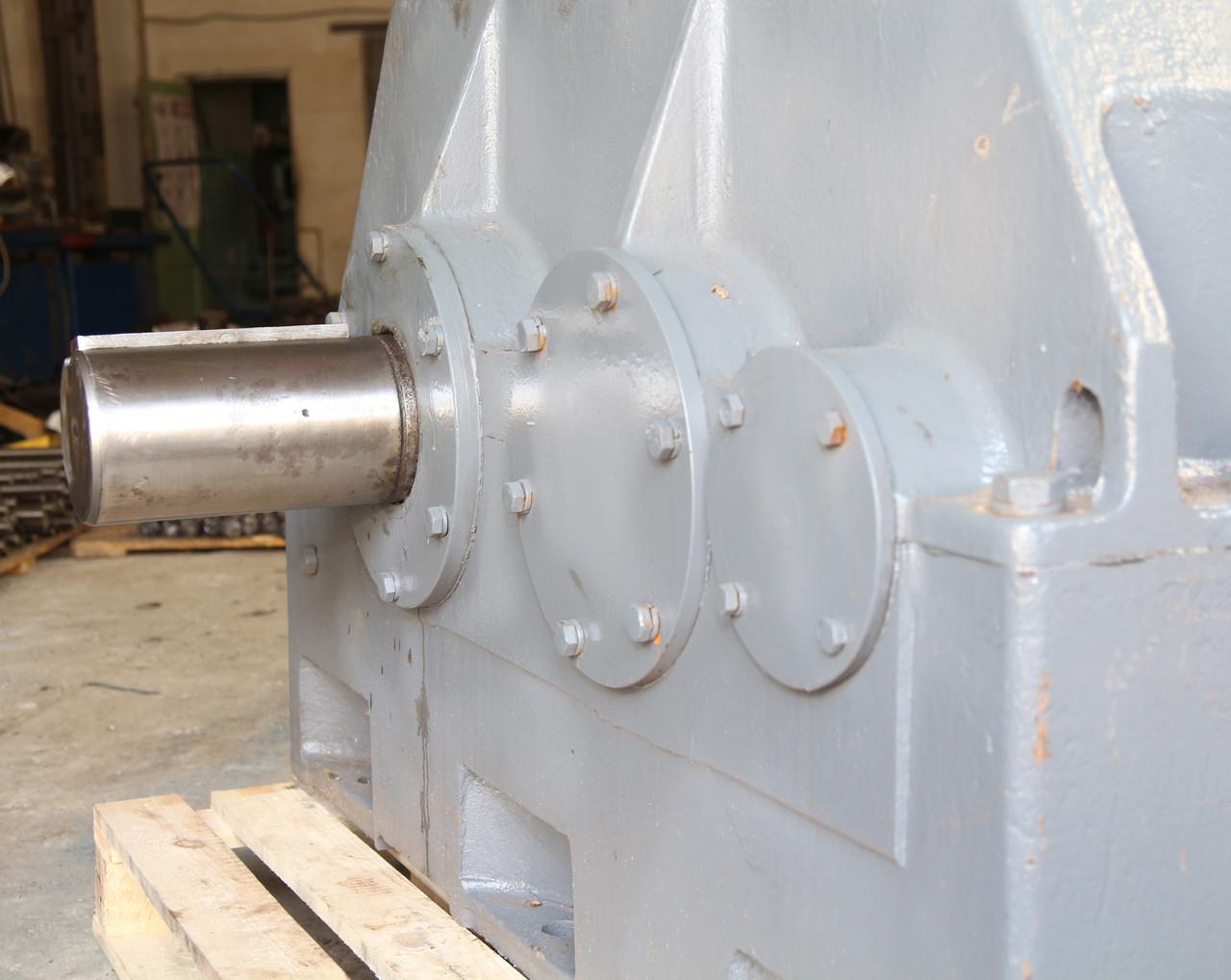 Цилиндрические редукторы 1Ц2У-500-31.5