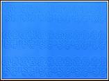 Мат для Айсинга (коврик) Цветочный бордюр, фото 2