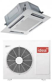 Кондиционер IDEA ICA-12HR-SA6-N1 кассетный