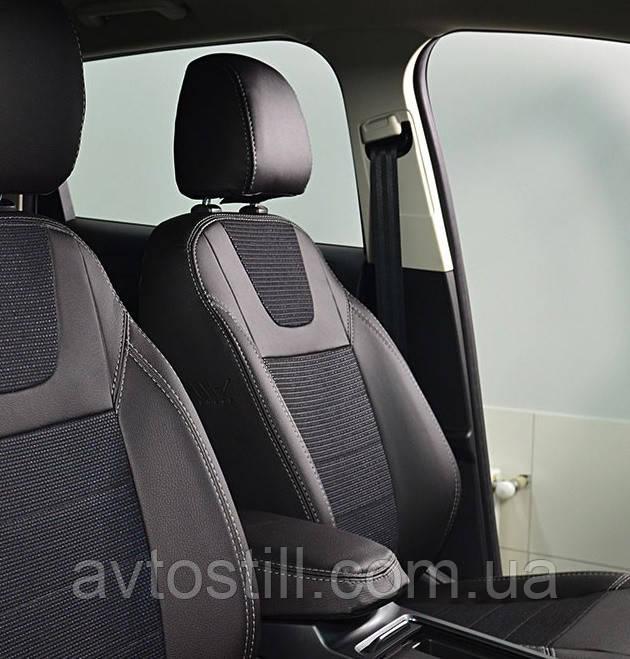 Чохли на сидіння Ford Ranger 3