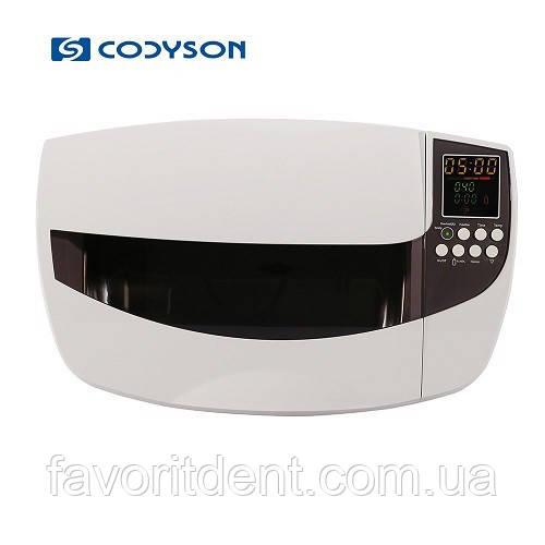 Ультразвуковая ванна с подогревом CODYSON на 3 л Ультразвуковая мойка CD-4830 ОРИГИНАЛ 100%