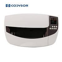 Ультразвуковая ванна с подогревом CODYSON на 3 л Ультразвуковая мойка CD-4830 ОРИГИНАЛ 100%, фото 1