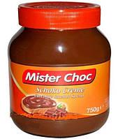 MISTER CHOC Schoko Creme 750гр